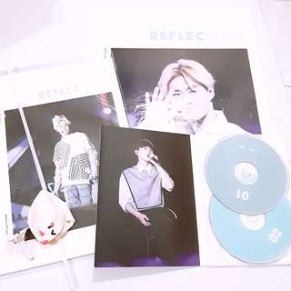 EXO Suho JunMyeon Kindly fansite exhibition goods