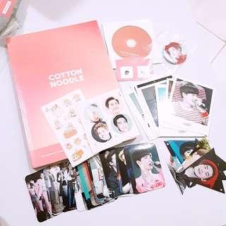 EXO Suho fansite partynoodle522 photobook