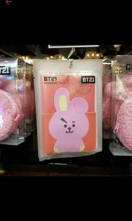 [READY STOCK] BT21 Official Merch Cooky