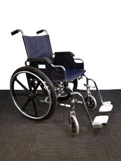 🚚 Wheelchair Chrome Detachable