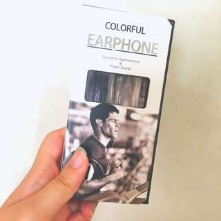 耳機 耳機線 入耳式耳機 earphones 耳機筒