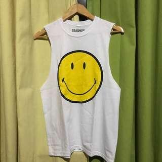 Seashop Smiley Top