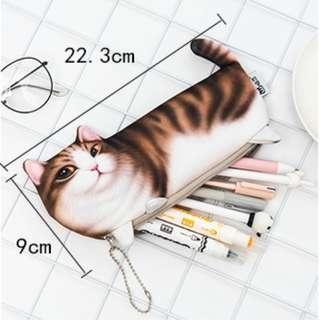 Pencil Case (Cat) Pencil Box