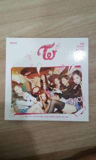 Twice Album (The Story Begins)