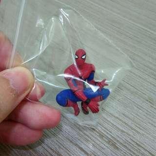 🚚 (二手有盒) 扭蛋 轉蛋 盒玩 漫威 marvel 蜘蛛人杯緣