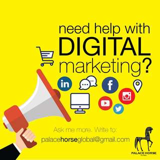Digital Marketing & Marketing Consultancy