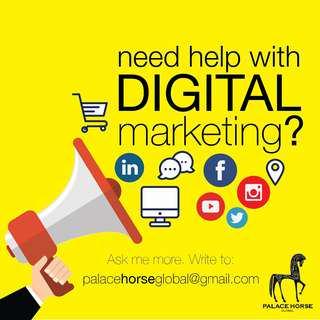 Digital Marketing & Marketing Consultancy