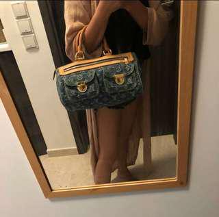 LV Denim Bag