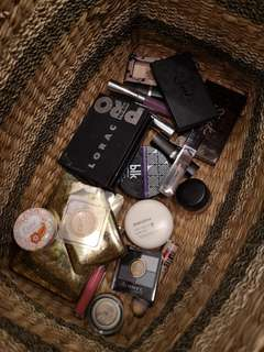 Selling a bunch of make up!