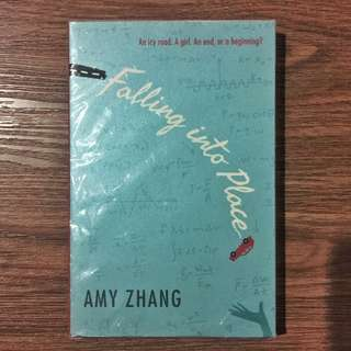 books | Falling Into Place by Amy Zhang