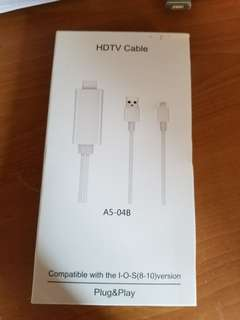 HDTV Cable for Apple