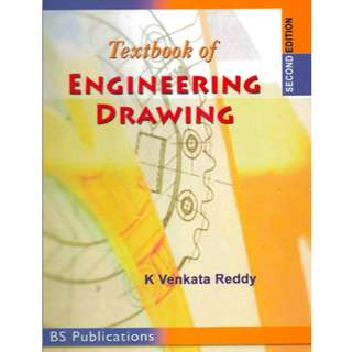 Textbook Of Engineering Drawing (377 Page Mega eBook)