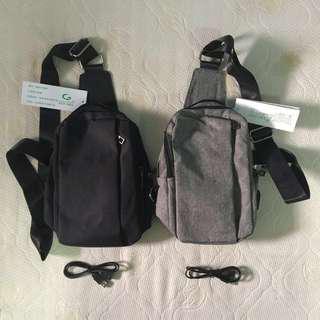 ❇️Korean Fashion Sling Bag FREE USB Charging #subangjayaswap #ssv8