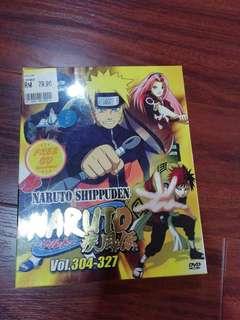 Naruto Shippuden vol304-327