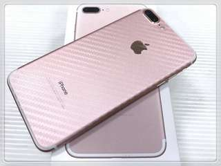Iphone7 plus 128Gb 玫瑰金