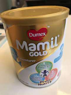 400g unopened tin of Mamil Gold