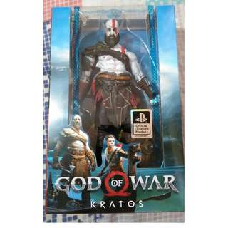 Neca god of war: Kratos