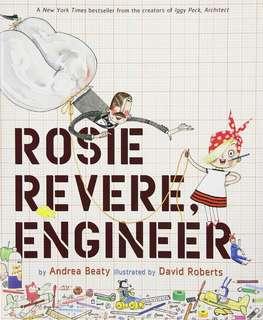 Rosie revere engineer perorder