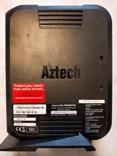 Aztech Wireless Router