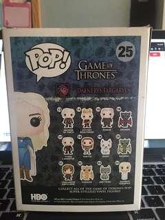 Pop Figure - Daenerys Targaryen