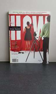 """How"" Design & Photography magazine"