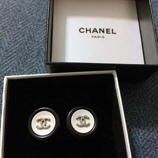 ♥️Chanel vintage Earrings 耳環 耳夾