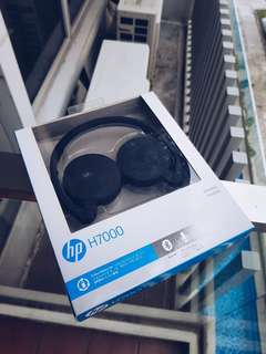 HP H7000 Wireless Headset