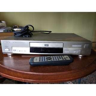 Toshiba DVD player (PAL / NTSC)