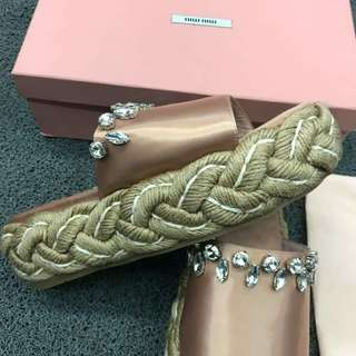 Miu Miu ready to ship!