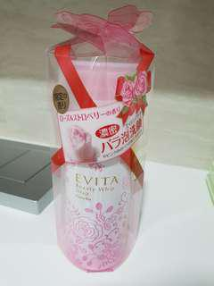 🚚 Evita Facial Form Cleanser JAPAN LIMITED EDITION
