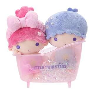 [PO] Sanrio Japan Little Twin Stars Plush Doll Set Sweet Bath Time