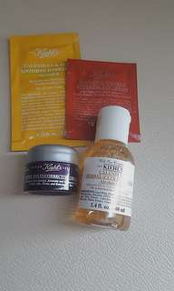 Free 📮 Kiehls Face care Set & Free Samples