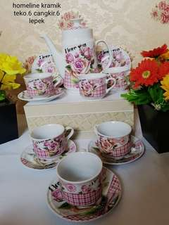 Homeline tea set