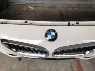 BMW ORIGINAL BUMPER FRONT AND REAR FOR 2 SERIES