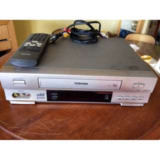 Toshiba Video Recorder / Player