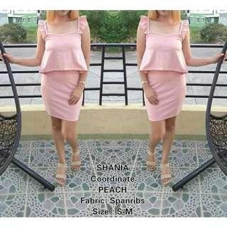 SHANIA COORDINATES