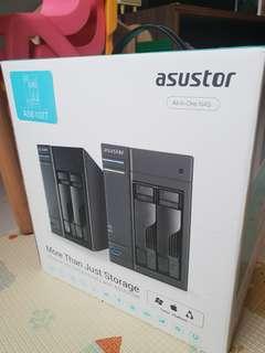 Brand new Asustor Nas model:as6102t