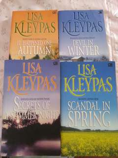 Lisa Kleypas series
