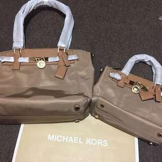 Michale Kors Hamilton Bag
