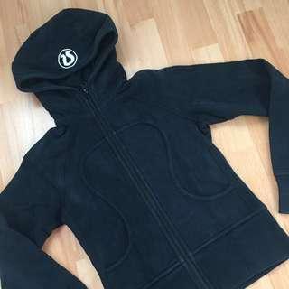 Lululemon thick black sweater