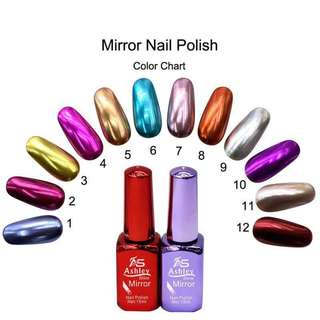 Ashley Mirror Nail Polish