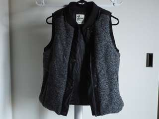 All about eve winter vest