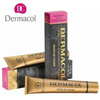 🚚 Dermacol Concealer make-up cover | LEGENDARY HIGH-COVERING FOUNDATION