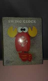 SWING CLOCK