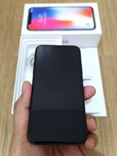 iPhone X 64GB Space Gray Unlocked