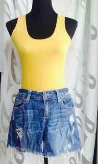 Bayo top and shorts