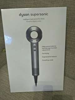 Save$250 Promo! Dyson Supersonic Hair Dryer for salon suppier usual$599.No warranty