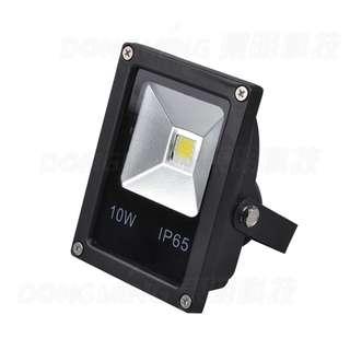 Outdoor LED 10W Spotlight IP66 (White)