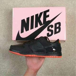 Nike SB Dunk Low Pigeon Black低幫黑鴿子聯名