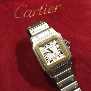 Cartier Watch 1556 Excellent Grade Condition!! For Ladies